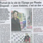 NEWSPAPER colysee Lievin 2