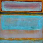Franck 1  Acrylic on canvas  40 x 40 cm