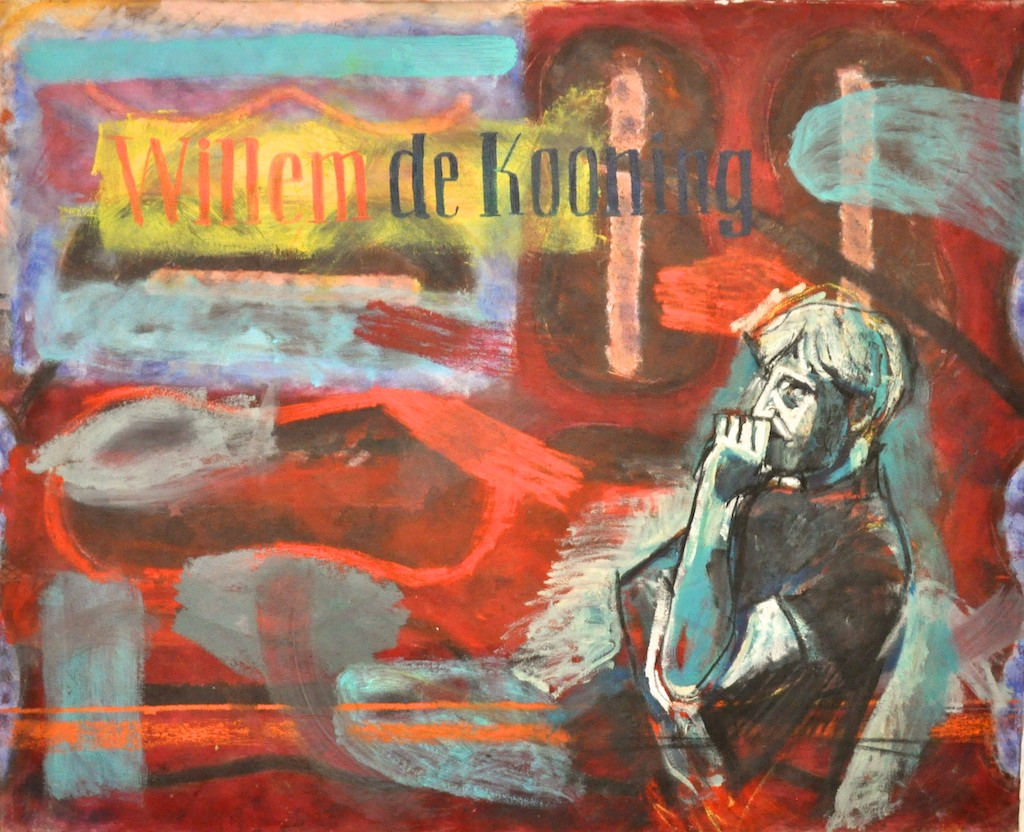 Willem  Oil on canvas  135 x 162 cm
