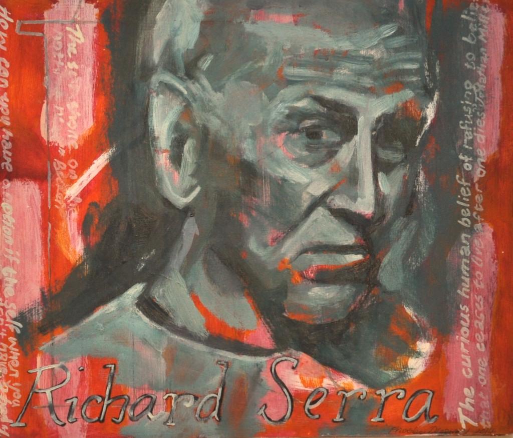 Serra  Oil on canvas  35 x 40 cm