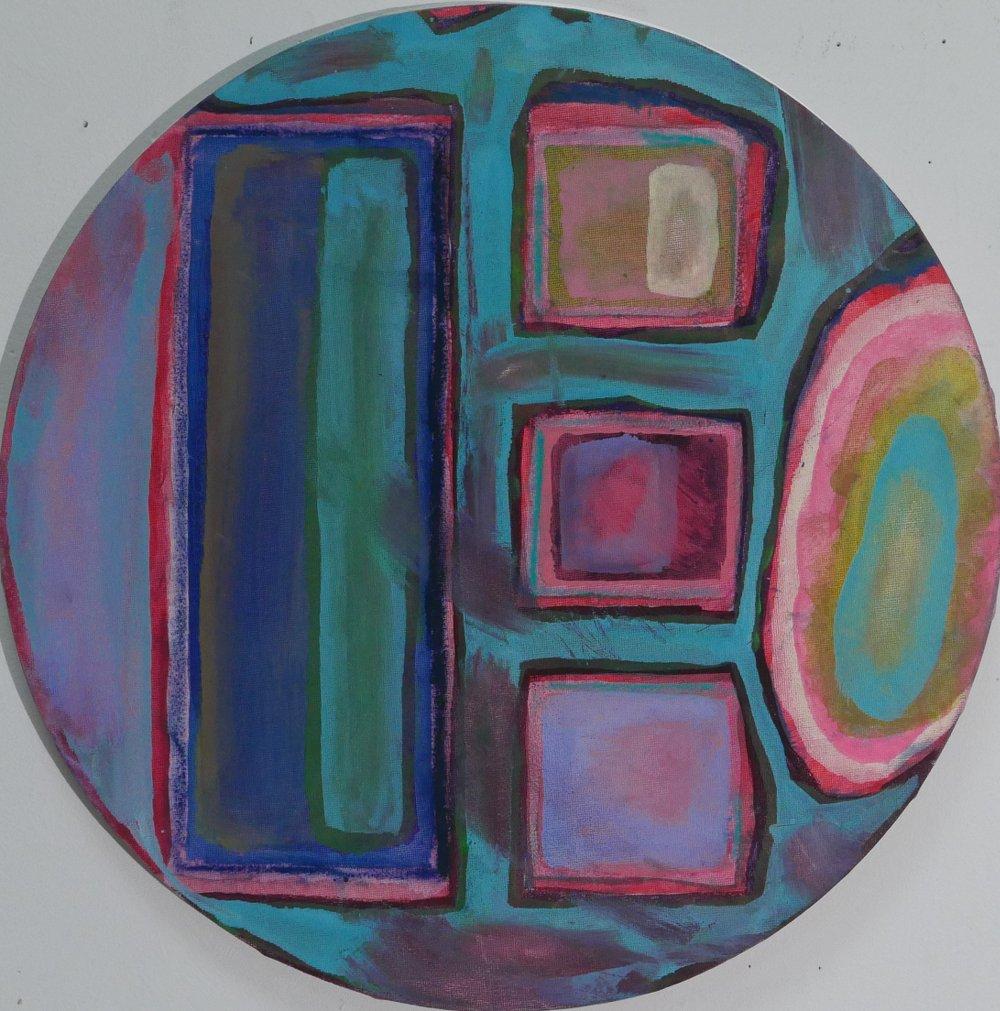 Phoebe Dingwall painting Choice