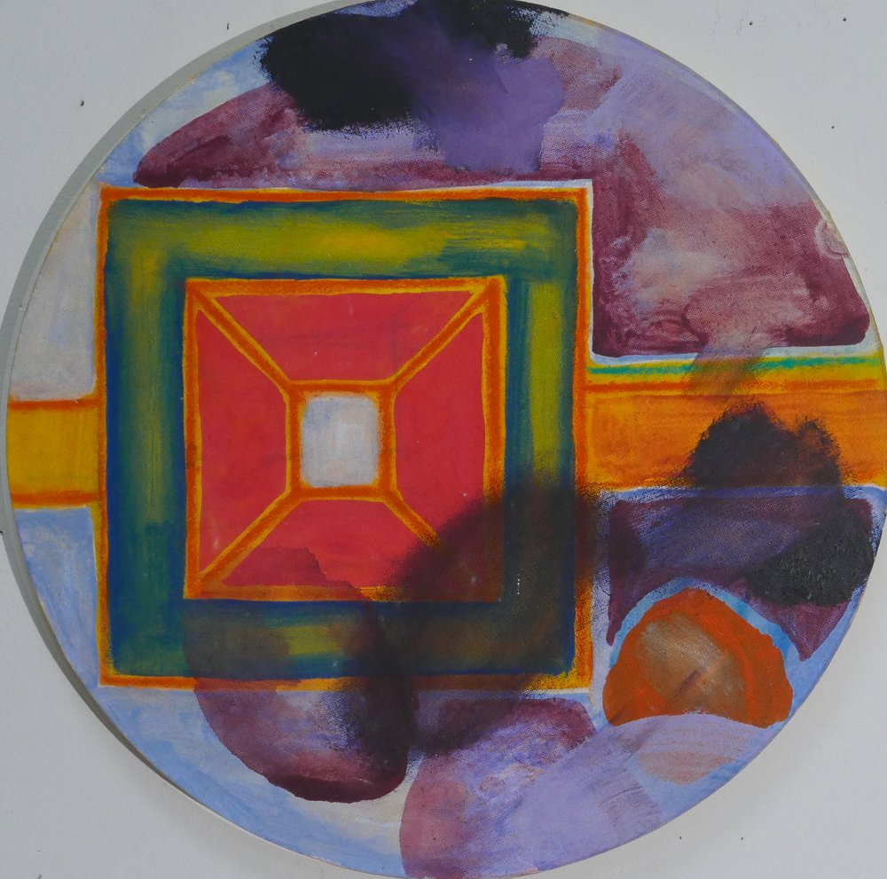 Phoebe Dingwall painting Direction
