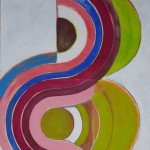 Phoebe Dingwall painting Inner circle