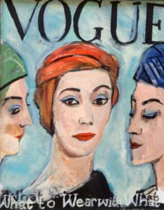 painting vogue