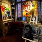 In situe Galerie JL Moreau