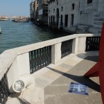 At Peggy Guggenheim, Venice, Italy