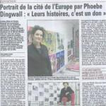 NEWSPAPER colysee Lievin 2