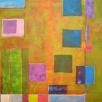Aestivalis  Oil on canvas  178 x 215 cm