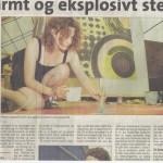 newspaper Denmark