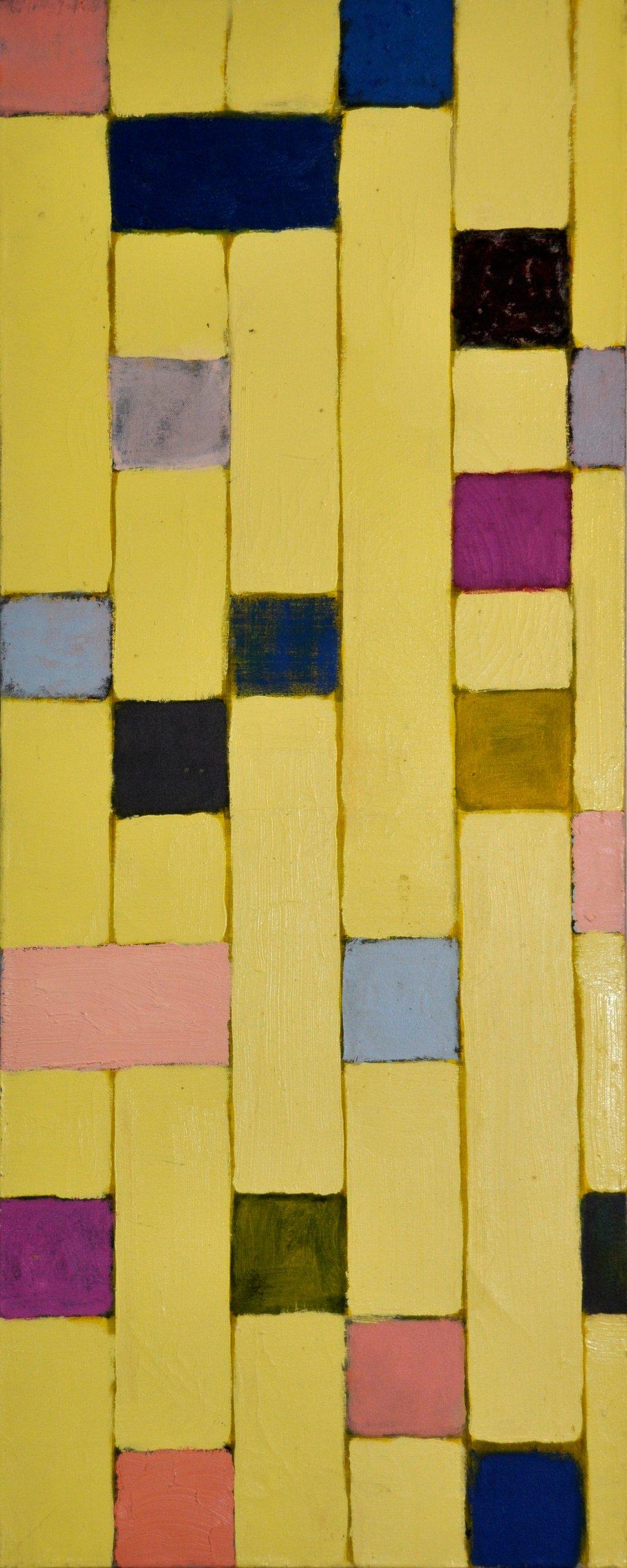 Phoebe Dingwall painting Tellima