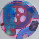 Phoebe Dingwall painting Whirl