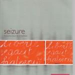 Couverture de la revue Seizure de janvier 2016